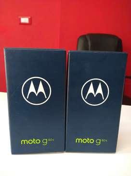 Moto G60S Nuevos