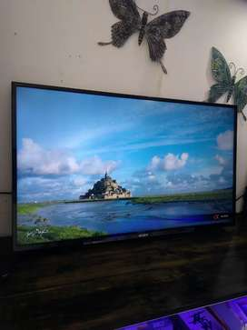 TV Sony led TDT + TV box Smart