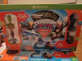 Skylanders Trap Team xbox one nuevo y sellado