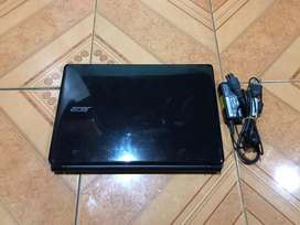 Vendo portatil acer core i3