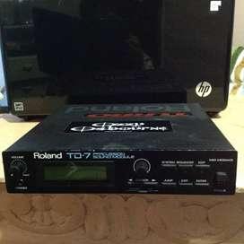 Modulo de bateria Roland TD-7