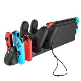 Base soporte de carga 6 en 1 Ipega - Nintendo Swith