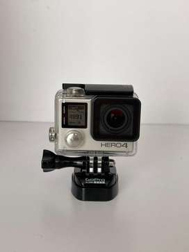 Gopro 4 Silver + accesorios