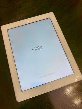 iPad 3ra generación blanco WI-FI 16 GB