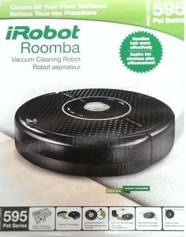 Aspiradora Robot Barredora IROBOT Roomba 595 Escoba