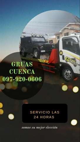 Gruas Cuenca
