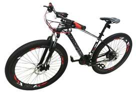 Biclicleta Profit Aluminio Edicion Especial Rin 29 Hidraulica 24 velocidades
