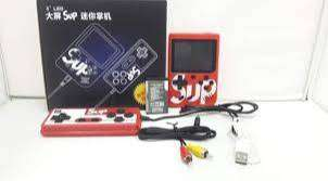 Mini Consola Sup Retro 400 In 1 Con Control Player Ii Game 0