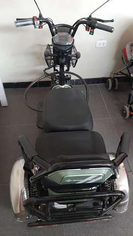 Trimoto electrica TM3 marca GreenLine