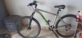Hermosa bicleta