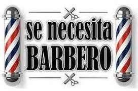 NECESITO BARBERO PROFESIONAL