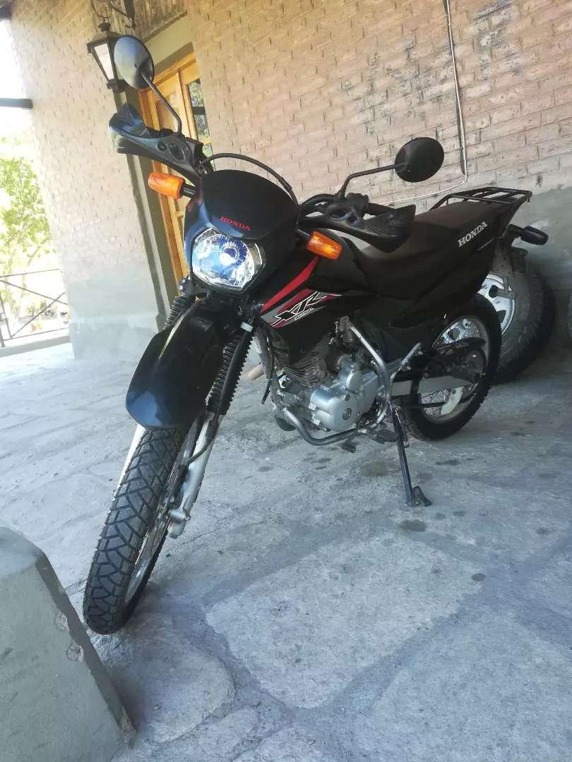 Honda xr125L 0