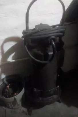 Reparación bombas cloacales varios modelos . Preguntar presupuesto