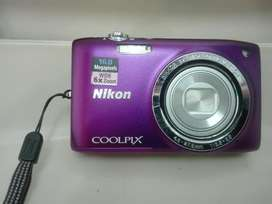 Camara Nikon Coolpix 16 Mp