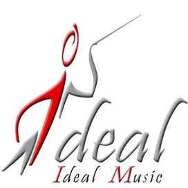 Parche Ideal IMHDRU-W28  Blanco  28Pg  Music Box