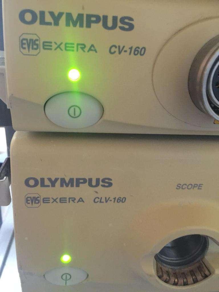 Procesador Impresora Y Luzcv160 Olympus 0