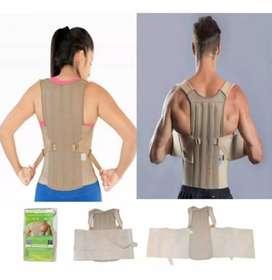 Corrector de postura dorso lumbar Unisex