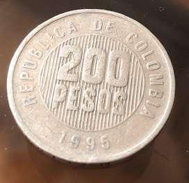 Moneda de 200