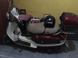 Moto Zanella Style 150
