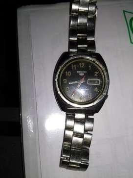 Reloj SEIKO automático, antiguo