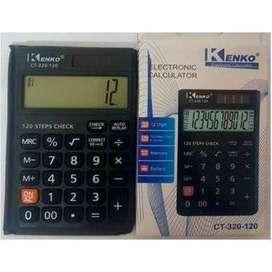 Calculadora Kenko 12 Dígitos Ct-320 + obsequio