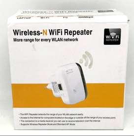Repetidor de señal wifi (router)