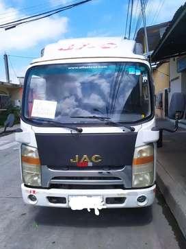 Jac 1040 excelente estado , matrícula al día , sin multas , un solo dueño