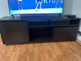 Mesa para tv y sonido