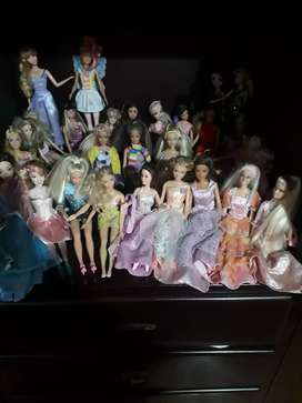 Coleccion barbie mattel