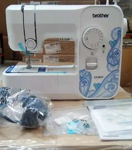 Maquina de coser Brother LX 3817
