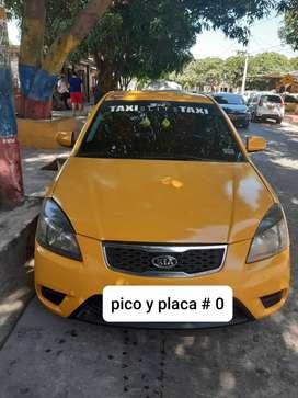 Se requiere conductor de taxi para vehiculo TAXI KIA SEPHIA EX