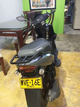 Moto Kymco twist