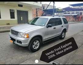 Vendo, precio negociable explorer 2006
