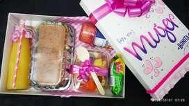 Caja sorpresa día de la mujer