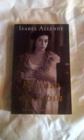 Libro Retrato en Sepia Isabel Allende
