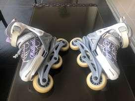 Patines semiprofesionales Rollerblade