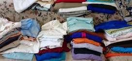 Lote ropa para feria