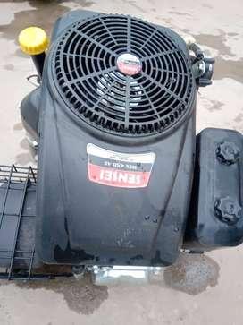 Motor Tractor Sensei Naftero Eje Vertical Mev450 16,5 Hp