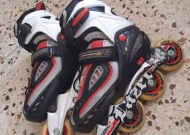 Patines multitalla