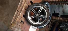 Juegos de ruedas completas rodados 17centro 100