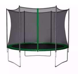 Alquiler de cama elastica. Diametro 3metros.