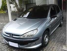 Vendo peugeot 206 modelo 2004