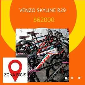 OFERTA VENZO SKYLINE EVO 29