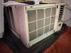 Aire acondicionado de ventana LG para mantenimiento