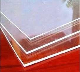 Acrilicos Cristal en Planchas