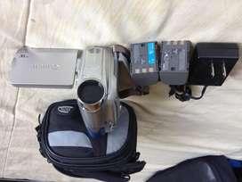 Video cámara Canon ZR800 NTSC