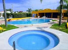 Casa Acogedora en Conjunto Privado Salinas