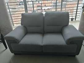 Vendo hermosos sofás