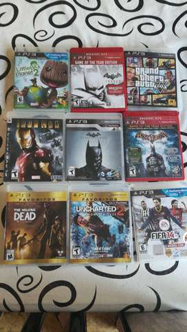 Cambio o vendo juegos de PS3