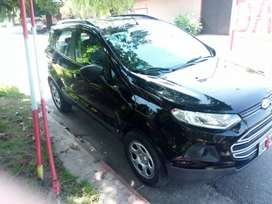 VENDO FORD ECOSPORT SE 2014 IMPECABLE FINANCIO CON DNI